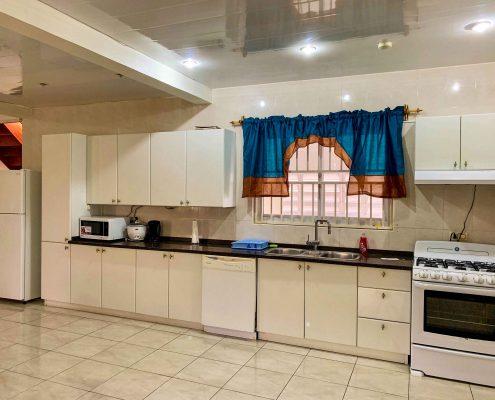 Vakantiehuis-Suriname-Agila-Keuken