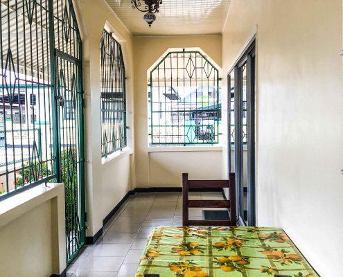 Vakantiehuis-Suriname-Okamalaan-Balkon