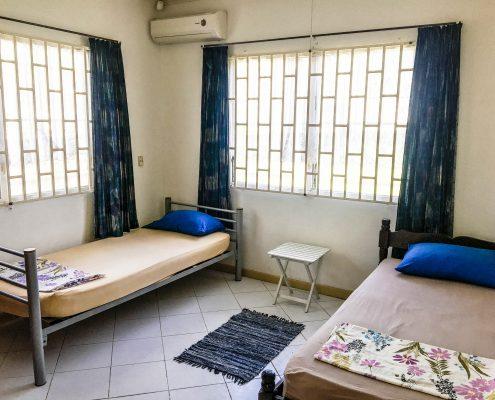 Vakantiehuis-Suriname-Parima-Slaapkamer 2